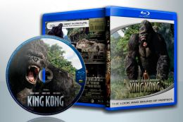 Кинг Конг / King Kong (Blu-Ray)