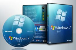 Microsoft Windows 7 SP1 RUS-ENG x86-x64 (18in1)