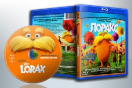 Лоракс / The Lorax (Blu-Ray)