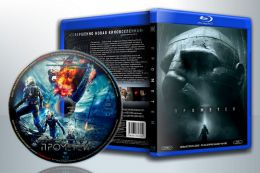 Прометей / Prometheus (Blu-Ray)