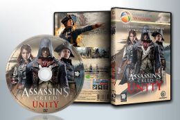 Assassin's Creed: Unity / Assassin's Creed: Единство (8 DVD)