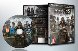 Assassin's Creed: Syndicate / Assassin's Creed: Синдикат (5 DVD)