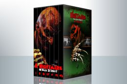 Кошмар на улице Вязов / A Nightmare on Elm Street (7 DVD)