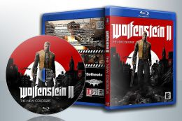 Wolfenstein II: The New Colossus (DVD + 2 Blu-Ray)