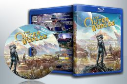 The Outer Worlds (Blu-Ray + DVD)