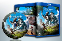 Horizon Zero Dawn (2 Blu-Ray + 2 DVD)